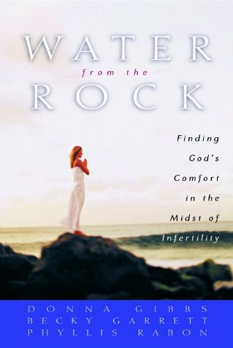 Water From The Rock: Finding God's Comfort in the Midst of Infertility