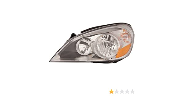 Partslink VO2502132 OE Replacement Headlight Assembly VOLVO S60 2011-2013 Multiple Manufacturers