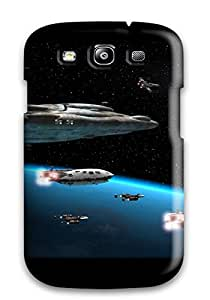 Hot 9974555K48973621 Tpu Protector Snap Case Cover For Galaxy S3