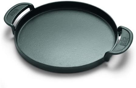 Weber 7421 Gourmet Plancha Adaptable sur Grille de Cuisson