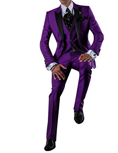 GEORG (Purple Suit Mens)