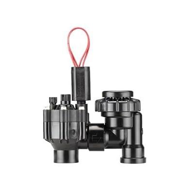 Hunter Sprinkler PGV075ASV PGV Series 3/4-Inch Anti-Siphon Female NPT Valve with Flow Control