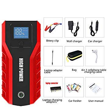 Electronic & Tech - Emergency Car Jump Starter