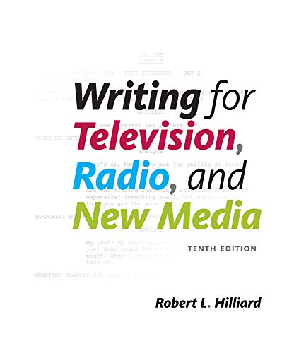 Writing for Television, Radio, and New Media (Broadcast and Production)