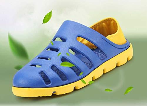 Blue Uomo 40 Sandali Blu Femaroly wB5tWqFOgO