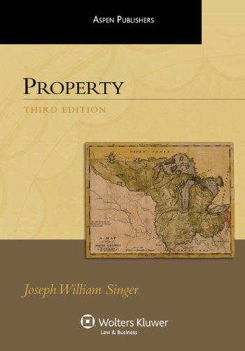 Property (Aspen Treatise Series)