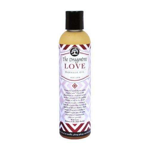 Love Massage Oil 8oz