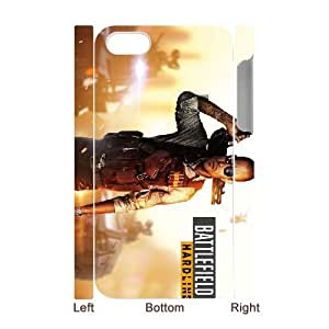 iPhone 4 4s Cell Phone Case 3D games Battlefield Hardline Game Cover Poster DIY Ornaments xxy002-9204877