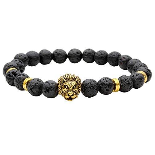 Jovivi Gemstones Bracelets Diffuser Bracelet