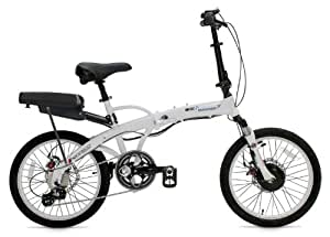 Prodeco Technologies G Plus Mariner 7 Electric Folding Bicycle (36V, 300W)