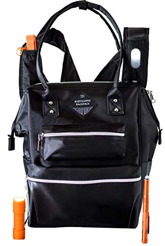 BACKPACKS FOR WOMEN 24-Feature Convertible Backpack Tote