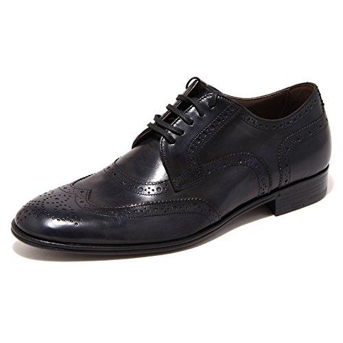 shoes 90437 amp;GABBANA calzatura DERBY men amp;G blu DOLCE D uomo scarpa Blu zTgxqrz