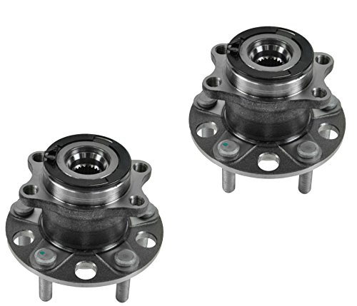 DTA Rear Wheel Bearing & Hub Assembly NT512333 x2 (Pair) Brand New - Fit Caliber Compass Patriot 4WD/AWD Only