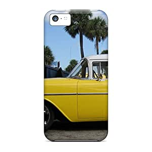 For Iphone Cases, High Quality 1956 Chevy For Iphone 5c Covers Cases