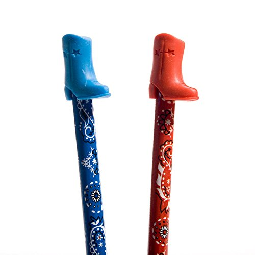 Fun Express Cowboy Pencil Topper