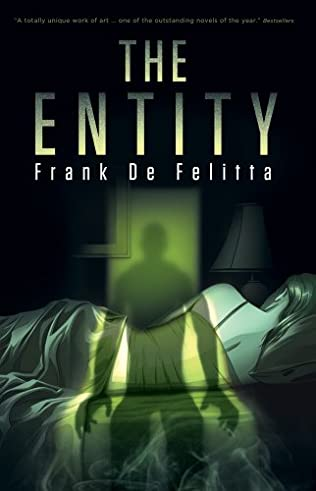 book cover of The Entity