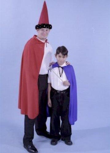 Storybook Character Costume Ideas For Kids (Alexander Costume 10-076-B Child Super Hero Cape44; Black)