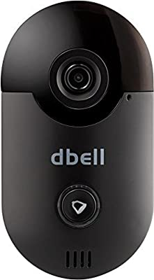dbell Wi-Fi Video Doorbell Night Vision & Motion Sensor