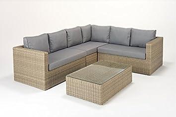 Tuscany Garden Möbel Große Sitzecke Set Right Amazonde Küche