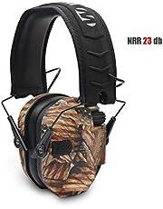 Walker's Razor Slim Low Profile Electronic Earmuffs (NRR 23dB)