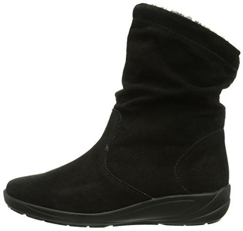 Women Slouch Boots black Semler Black 001 B70955 ExUtwCq7d