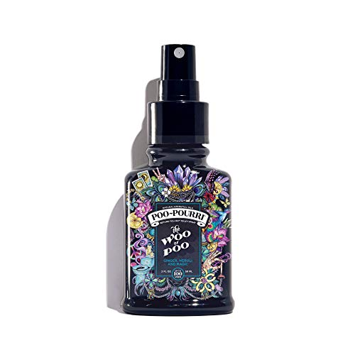Poo-Pourri Before-You-Go Toilet Spray 2 oz Bottle, Woo of Poo Scent