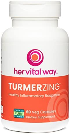 TurmerZing C-14 Tested Turmeric and Ginger