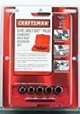 Craftsman 6 Piece Bolt-Out Set Damaged Bolt/Nut Remover 3/8' Drive