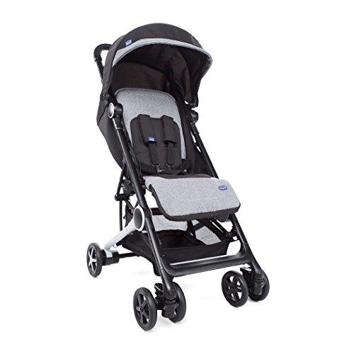 Chicco Mini.Mo Super Compact from Birth Stroller, Black Night