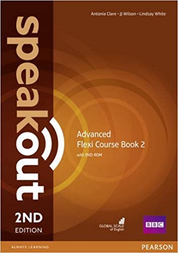 Speakout advanced 2nd edition flexi coursebook 2 pack amazon speakout advanced 2nd edition flexi coursebook 2 pack amazon antonia clare mr j j wilson 9781292149363 books fandeluxe Image collections