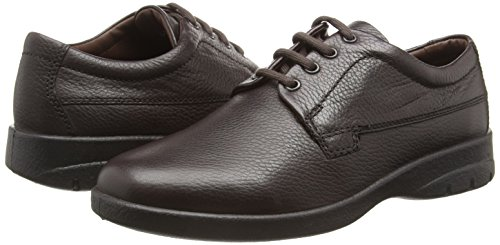 Padders Solar 635N - Mocasines para Hombre, Color Brown (Dark Brown 92), Talla 43.5