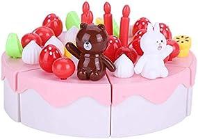 Juego de alimentos para tartas de cumpleaños, para ...