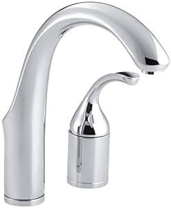 Kohler K 10443 Cp Forte Entertainment Kitchen Sink Faucet