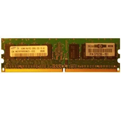 (M378T6553BZ3-CCC Samsung 512mb Ddr2 400mhz Pc2-3200 240-Pin Non-Ecc U)