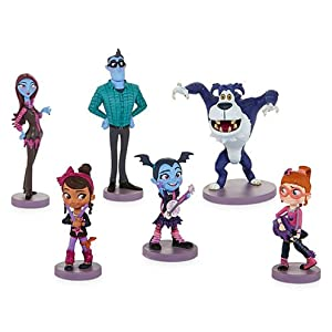 Amazon Com Disney Junior Vampirina Figure Playset Toys