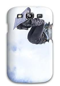 Premium Shaun White Snowboarding Heavy-duty Protection Case For Galaxy S3
