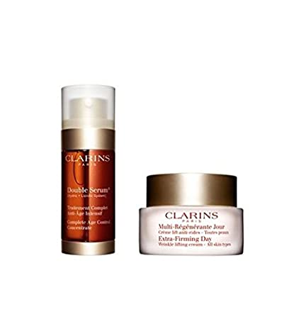 CLARINS EXTRA FIRMING EXPERTS (DOUBLE SERUM 30 ML + MULTI ...