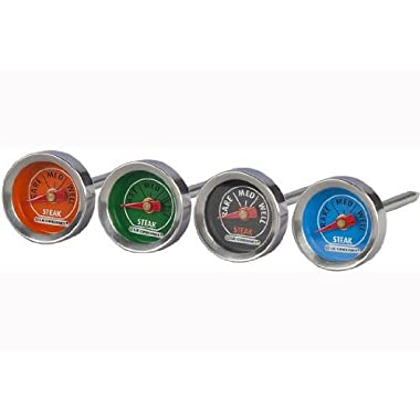 Le Creuset Steak Thermometers, Set of 4