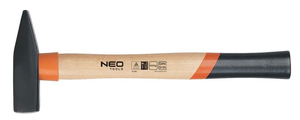 NEO Schlosserhammer 500 g, Eschestiel, 25-015