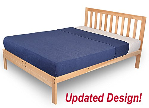 Charleston 2 Platform Bed Frame XL Twin PLUS product image