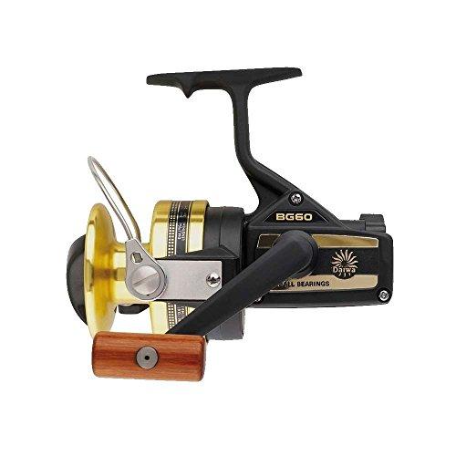 Cheap Daiwa Black Gold (BG) 4.7:1 Heavy Action Saltwater Spinning Fishing Reel – BG60