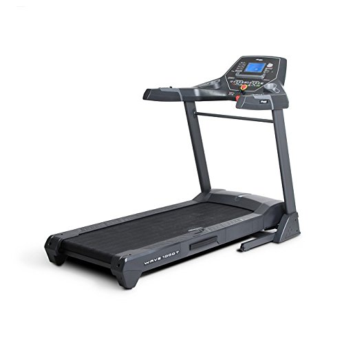 Landice Treadmill Amazon: (VIDEO Review) Frequency Fitness Wave 1000T Treadmill