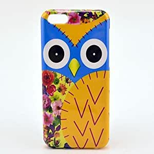 Buy The owl spend hard plastic cover for the iPhone 5 c