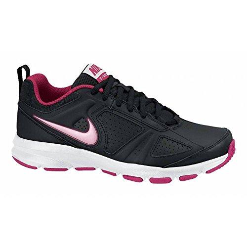 Nike T-lite Xi Damen Hallenschuhe Schwarz (blk / Arctc Pnk-fchs Frc-fchs Fr)