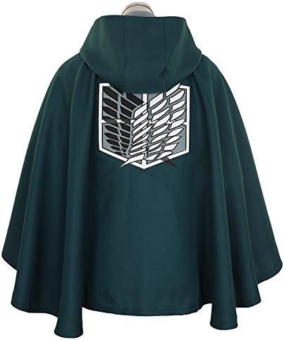 Flannel Blanket Attack on Titan  Cloak Shingeki No Kyojin Survey Corps Cloak Cap