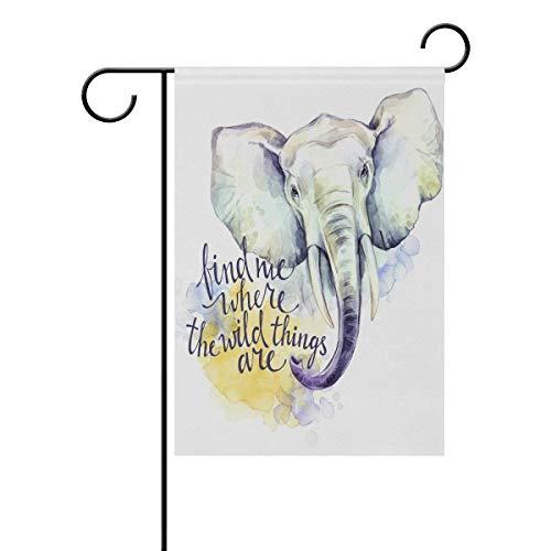Elephant Flag - 8
