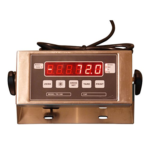 Stainless Steel Digital Weight Indicator (NTEP) ()