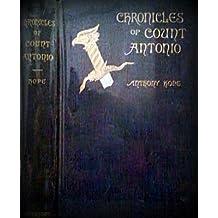 Chronicles of Count Antonio (Hardcover)