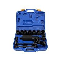 GOTOTOP Heavy Duty Torque Multiplier Set Labor Saving Lug Nut Wrench Remover Socket