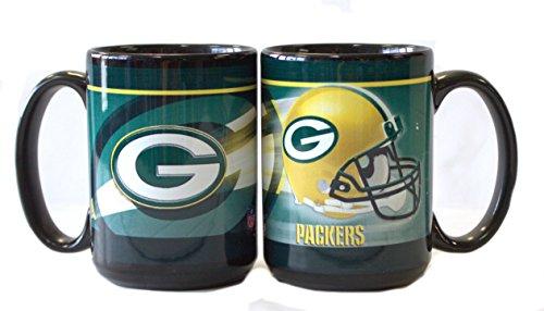 NFL Officially Licensed Green Bay Packers 13 Oz Ceramic Mug